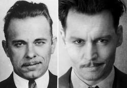 Johnny Depp sarà Dillinger, diretto da Michael Mann