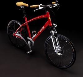 Ferrari CX, biciclette con il cavallino rampante