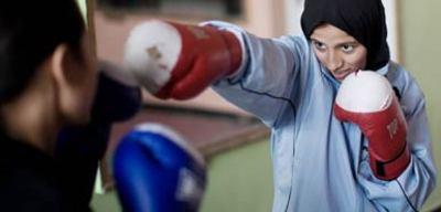Olimpiadi 2012: donne con il velo, stelle del ring
