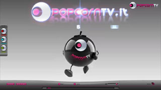 Popcorn TV, prima TV italiana via streaming Web