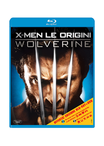 X-Men le origini: Wolverine in Blu-ray