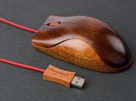 Alest Rukov e i suoi mouse in legni pregiati