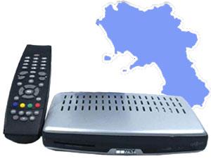 La Campania a dicembre passerà alla TV digitale