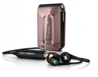 Jalou, il nuovo telefono Sony Ericsson firmato Dolce & Gabbana