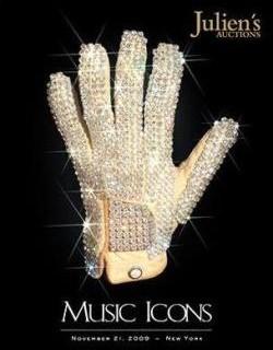 Prezzi stellari per gli oggetti di Michael Jackson