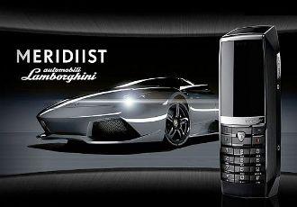TAG Heuer Meridiist Automobili Lamborghini: eccellenza e sportività
