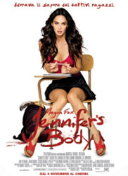 "Megan Fox attrice horror in ""Il corpo di Jennifer"""