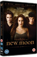 "Le copertine in home video di ""New Moon"""