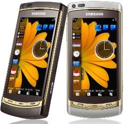 Samsung i8910 HD Gold Edition, smartphone con inserti in oro