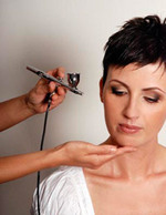 Airbrush: l'ultima frontiera del make-up