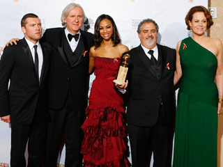 Golden Globes: trionfo per Avatar, ma anche per Glee e Dexter