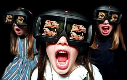 I film in 3D, gioia o dolore per gli occhi?