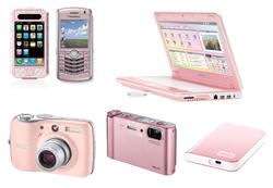 Tecnologia in rosa, il femminile non si riduce ad un colore