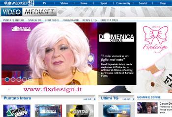 TV in Streaming: arriva Mediaset Video in fullscreen