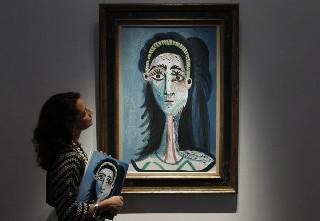 "All'asta ""Tete de femme (Jacqueline)"" di Pablo Picasso"