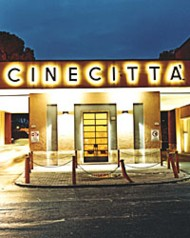 Cinecittà chiama Hollywood
