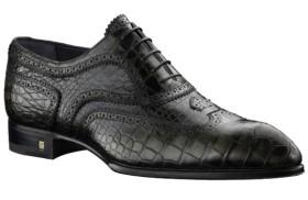 Richelieu Manhattan di Louis Vuitton, scarpe da uomo per la collezione 2010