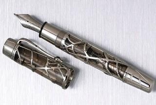 All'asta le penne più preziose di Monblanc