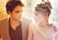 Robert Pattinson e Emilie de Ravin, gli scatti e le dichiarazioni degli attori su Vogue