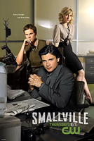 L'ottava stagione di Smallville in chiaro su Italia 1