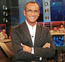 Carlo Conti presenta il Premio Regia Televisiva e pensa a Sanremo