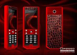 Gresso presenta un cellulare dedicato alle donne