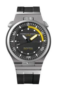 Porsche P'6780, l'orologio subacqueo