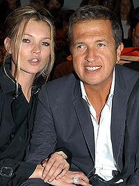 Kate Moss e Mario Testino: due nomi per un successo