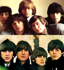Beatles e Rolling Stones al Roma Fiction Fest