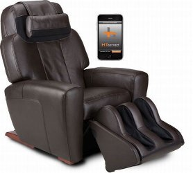 AcuTouch 9500, poltrona in grado di simulare il massaggio umano