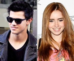 "Taylor Lautner e Lily Collins, innamorati sul set di ""Abduction"""