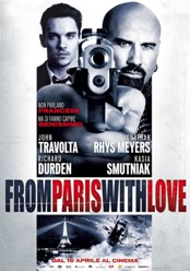 From Paris with Love, recensione