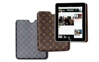Custodia per iPad firmata Louis Vuitton
