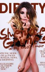 Shenae Grimes di 90210 posa sensuale per