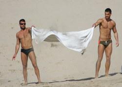 Ricky Martin: le foto con il suo compagno