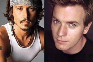 """Johnny Depp in 3D in """"Pirati dei Caraibi 4"""", sostituito da Ewan McGregor nel Don Quixote di Gilliam"""