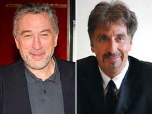 De Niro e Al Pacino in un biopic diretto da Scorsese? La produzione vorrebbe Johnny Depp