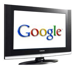 Google: arriva anche la TV