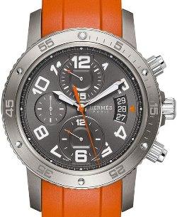 Hermès Clipper Automatic Chronograph, orologio ultrachic