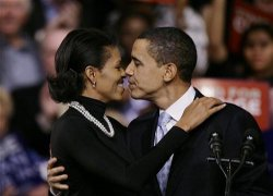 Secondo il National Enquirer Barack Obama ha tradito la moglie Michelle