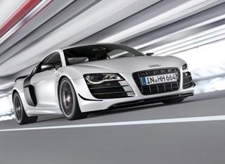 Audi R8 GT, supercar in edizione limitata
