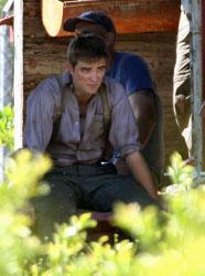 Robert Pattinson: prime immagini in