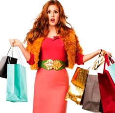 Shopping compulsivo e disagio interiore: sei una shopaholic?