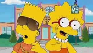 """I Simpson"" cantano Tik Tok di Ke$ha"