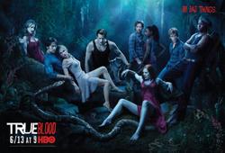 """La terza stagione di """"True Blood"""" su HBO"""