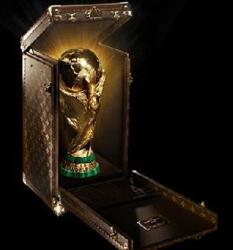 Louis Vuitton veste la Coppa dei Mondiali di Calcio di Sudafrica 2010