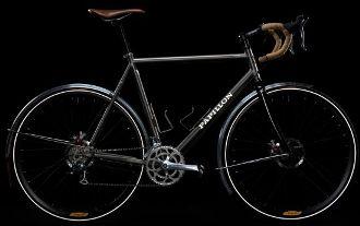 29ers, bicicletta in titanio da Cycles Papillon