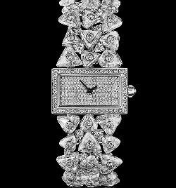 Talisman Ice Watch, prezioso orologio da DeBeers