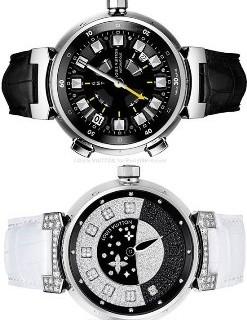 Louis Vuitton Tambour Spin Time Collection, orologi eleganti ed esclusivi