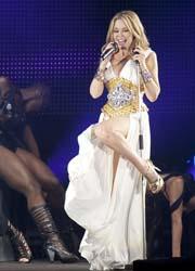 Kylie Minogue: meteorina e star del Gay Pride per promuovere il suo